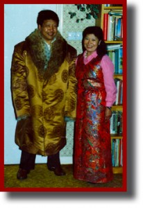 AKONG RINPOCHE The Coat (1)