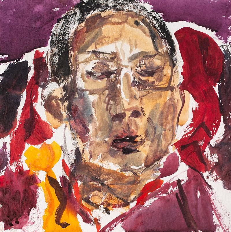Rinpoche Head II. 2006