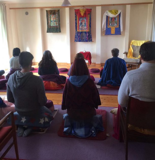 Silent Meditation Weekend