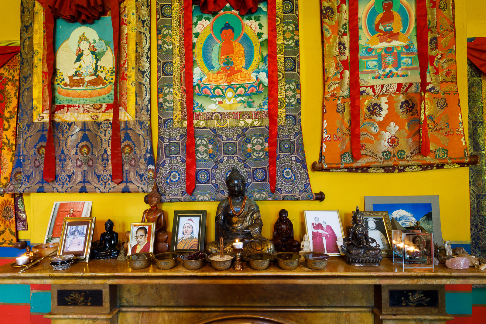 The Importance of Offerings - Jampa Ling